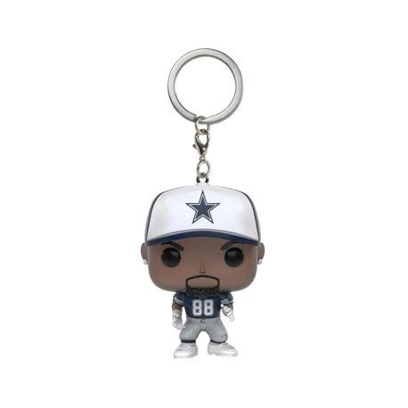 Toys Pop Pocket Keychains Nfl Dallas Cowboys Dez Bryant Funko Swize