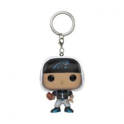 Figur Pop Pocket Keychains NFL Cam Newton Carolina Panthers Funko Geneva Store Switzerland