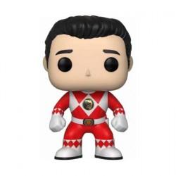 Figurine Pop TV Power Rangers Red Ranger without Helmet Funko Boutique Geneve Suisse