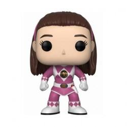 Figurine Pop TV Power Rangers Pink Ranger without Helmet Funko Boutique Geneve Suisse
