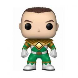 Figuren Pop TV Power Rangers Green Ranger without Helmet Funko Genf Shop Schweiz