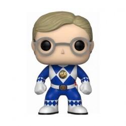 Figurine Pop TV Power Rangers Blue Ranger without Helmet Funko Boutique Geneve Suisse