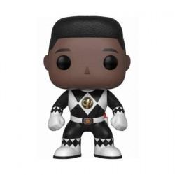 Figurine Pop TV Power Rangers Black Ranger without Helmet Funko Boutique Geneve Suisse