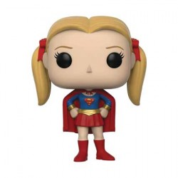 Figurine Pop Friends Phoebe as Supergirl (Vaulted) Funko Boutique Geneve Suisse