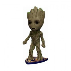 Figur Marvel Guardians of the Galaxy 2 Groot Head Knocker Neca Toys and Accessories Geneva