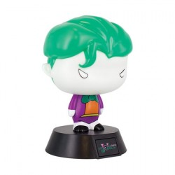 Figuren DC Comics The Joker 3D Character Lampe Genf Shop Schweiz