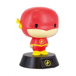 Figurine Lampe DC Comics The Flash 3D Character Boutique Geneve Suisse