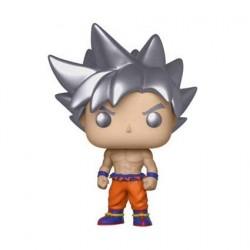 Figuren Pop Anime Dragon Ball Super Ultra Instinct Form Goku Funko Vorbestellung Genf