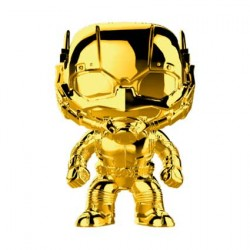 Figurine Pop Marvel Studios 10 Anniversary Ant-Man Chrome Edition Limitée Funko Boutique Geneve Suisse