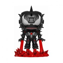 Figurine Pop Marvel Venom Venomized Iron Man (Rare) Funko Boutique Geneve Suisse