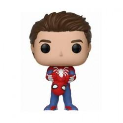 Figurine Pop Marvel Spider-Man Unmasked Spider-Man Funko Figurines Pop! Geneve