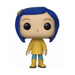 Figuren Pop Film Coraline Coraline in Raincoat Funko Vorbestellung Genf