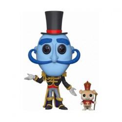 Figurine Pop Film Coraline Mr. Bobinsky with Mouse (Rare) Funko Boutique Geneve Suisse
