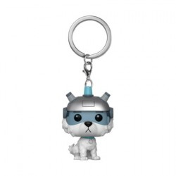 Figurine Pop Pocket Porte clés Rick and Morty Snowball Funko Boutique Geneve Suisse