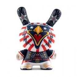 Figurine Dunny Indie Eagle par Kronk Kidrobot Précommande Geneve