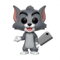 Figurine Pop Tom and Jerry Tom Funko Figurines Pop! Geneve