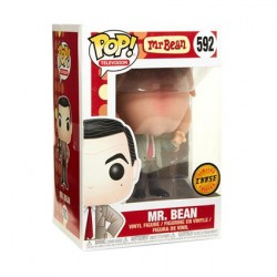 Figur Pop TV Mr Bean Chase Limited Edition Funko Geneva Store Switzerland