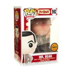 Figurine Pop TV Mr Bean Chase Edition Limitée Funko Boutique Geneve Suisse