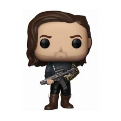 Figurine Pop Marvel Infinity War Bucky with Weapon Funko Boutique Geneve Suisse