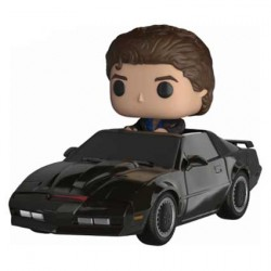 Figurine Pop Rides Knight Rider Knight with Kitt (K 2000) Funko Boutique Geneve Suisse