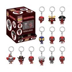 Figurine Pop Pocket Blindbags Porte Clés Deadpool Funko Boutique Geneve Suisse