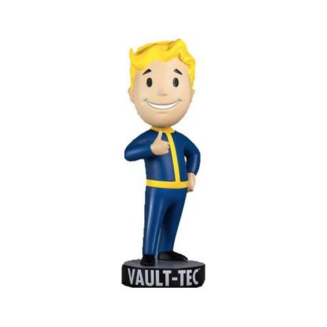 Figurine 38 cm Fallout Vault Boy 111 Charisma Polystone Mega Bobblehead Funko Boutique Geneve Suisse