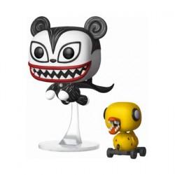 Figurine Pop Disney L'Étrange Noël de Monsieur Jack Vampire Teddy avec Undead Funko Boutique Geneve Suisse