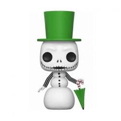 Figurine Pop Disney L'Étrange Noël de Monsieur Jack Snowman Funko Boutique Geneve Suisse