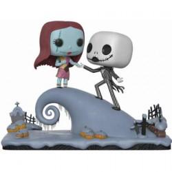 Figuren Pop Disney Nightmare Before Christmas Jack und Sally on the Hill Movie Moment Funko Genf Shop Schweiz