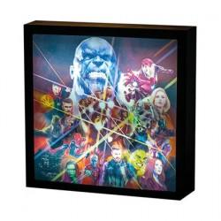 Figuren Marvel Avengers Infinity War 3D Luminart Figuren und Zubehör Genf