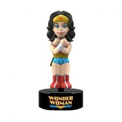 Figur Wonder Woman Solar Powered Body Knocker Funko Geneva Store Switzerland