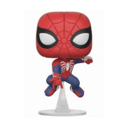 Figurine Pop Games Marvel Spider-Man (Vaulted) Funko Boutique Geneve Suisse
