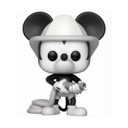 Figurine Pop Disney Mickey's 90th Firefighter Mickey Funko Boutique Geneve Suisse
