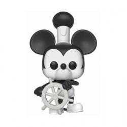 Figurine Pop Disney Mickey's 90th Steamboat Willie Funko Figurines Pop! Geneve