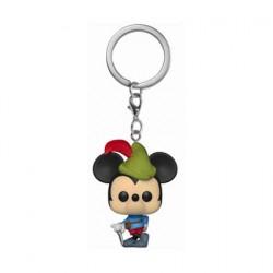 Figuren Pop Pocket Schlüsselanhänger Mickey's 90th Brave Little Tailor Funko Genf Shop Schweiz