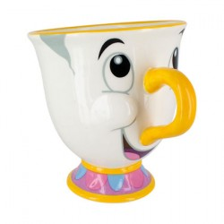 Figur Disney Beauty And The Beast Chip Mug Paladone Geneva Store Switzerland
