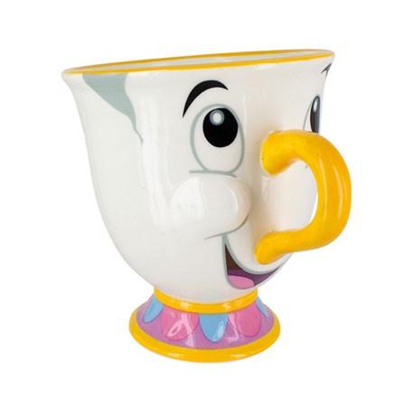 Figuren Tasse Disney Die Schöne Und Das Biest Chip Paladone Genf Sc