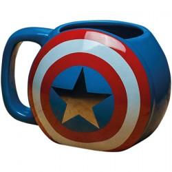 Figurine Tasse Marvel Bouclier Captain America Paladone Boutique Geneve Suisse