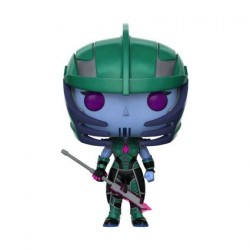 Figurine Pop Marvel Games Guardians of the Galaxy Hala the Accuser Funko Figurines Pop! Geneve