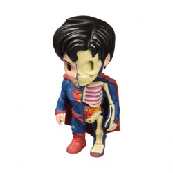 Figurine DC Comics Superman X-Ray par Jason Freeny Mighty Jaxx Boutique Geneve Suisse