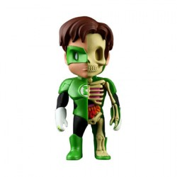 Figur DC Comics Green Lantern X-Ray by Jason Freeny Mighty Jaxx Geneva Store Switzerland