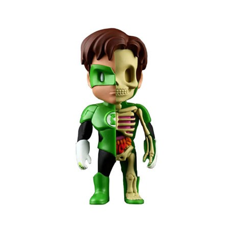 Figurine DC Comics Green Lantern X-Ray par Jason Freeny Mighty Jaxx Boutique Geneve Suisse