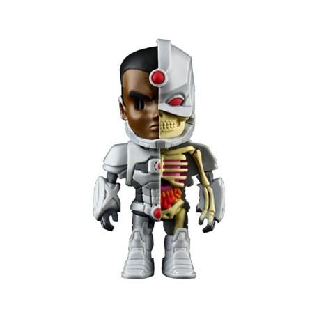 Figurine DC Comics Cyborg X-Ray par Jason Freeny Mighty Jaxx Boutique Geneve Suisse