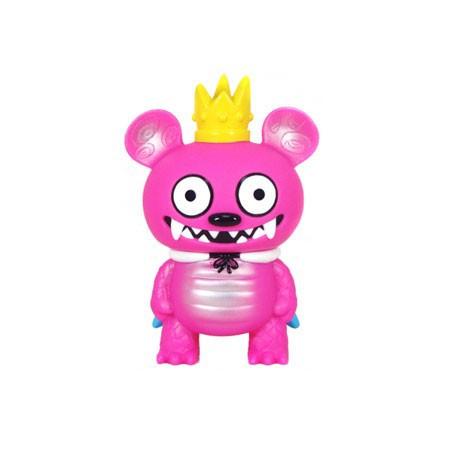 Figuren Monster Bossy Bear Pink von David Horvath Toy2R Genf Shop Schweiz