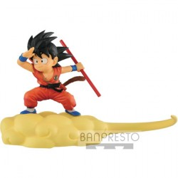 Figurine Dragon Ball Kintoun Son Goku Banpresto Boutique Geneve Suisse