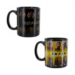 Figurine Tasse Marvel Avengers Infinity War Thermosensible (1 pcs) Paladone Boutique Geneve Suisse