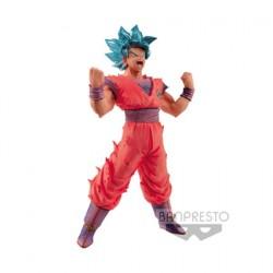 Figurine Dragon Ball Super Blood of Saiyans Super Saiyan Blue Goku Banpresto Boutique Geneve Suisse