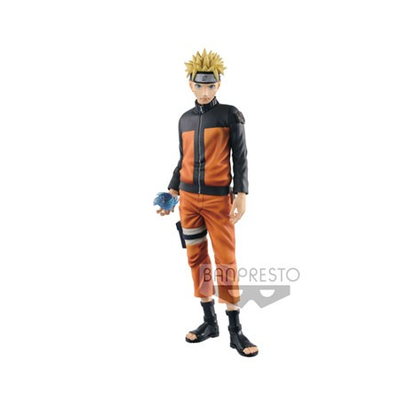 Figur Naruto Shinobi Relations Uzumaki Naruto 27 cm Banpresto Geneva Store Switzerland
