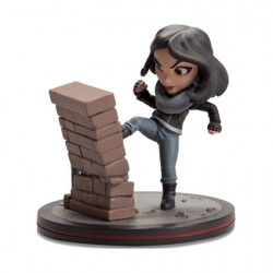 Figurine Marvel Jessica Jones Q-Fig Exclusive Quantum Mechanix Boutique Geneve Suisse