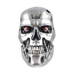 Terminator Genisys Replica 1/2 Endoskull 14 cm (No box)